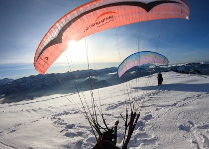 magic paragliding air.sky .glide media