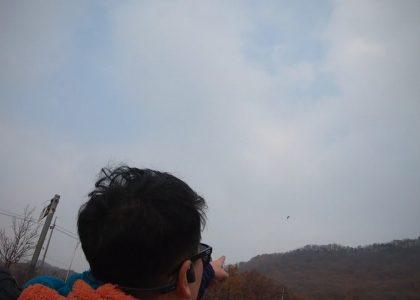 paragliding in korea West German Yeti4 20.11.15