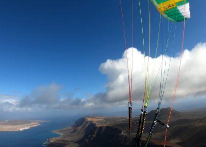 Dream Flight Famara Lanzarote