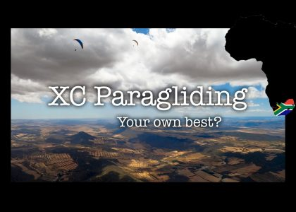 XC Paragliding South Africa Your own best 2020